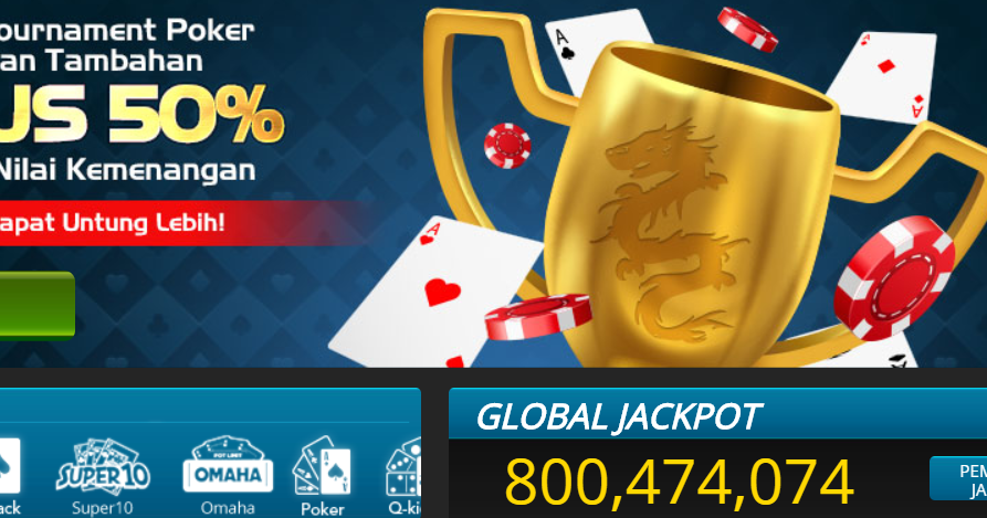 NagaPoker Is the Next Best Thing - Situs Lonteqq