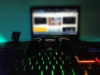 foto profil gamepad
