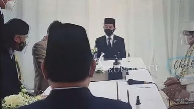 Rakyat Kritik Jokowi ke Pernikahan Aurel-Atta: Nikah Orang Kecil Dipersulit