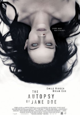 Trailer Film The Autopsy of Jane Doe 2017