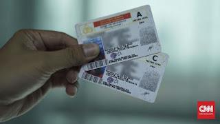 SIM Dicabut Jika Terlibat Kecelakaan, Aturan Baru Sistem Poin