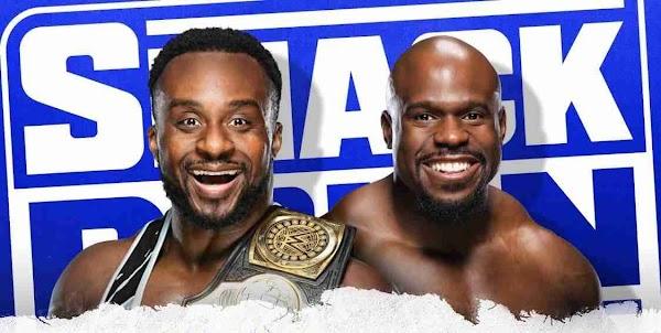 WWE Smackdown Live Stream January 29, 2021