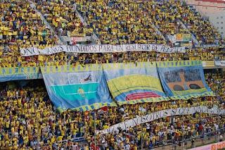 Estadio Ramón carranza trofeo