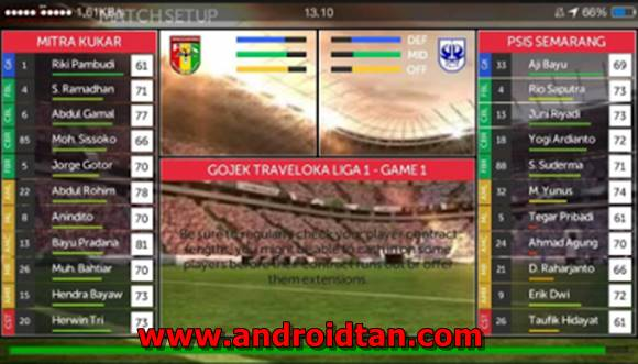 FTS 2018 Asia Liga 1, Liga 2, Liga 3, Sea Games Mod Apk Data