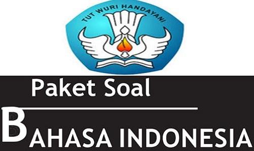 Kumpulan Soal Bahasa Indonesia USBN SD Tahun 2018