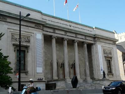 musée des beaux arts Montréal