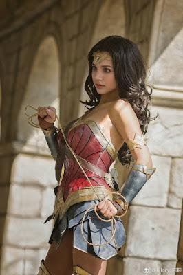 Wonder Woman - Cosplay