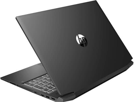 HP Pavilion Gaming 16-a0006ns: portátil gaming Core i5 con gráfica GeForce GTX 1650 y entrada USB-C compatible con DisplayPort 1.4