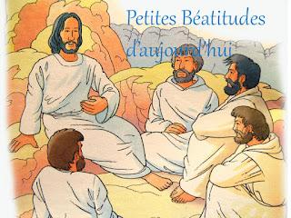sketch beatitudes