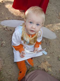 The Catholic Toddler Letters of Frankie and Adam