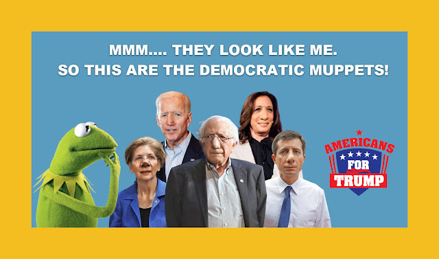 Memes: THE DEMOCRATIC MUPPETS!