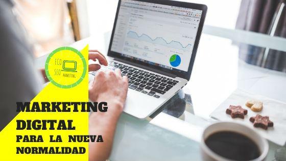 Marketing digital y el comercio electrónico en la nueva normalidad.