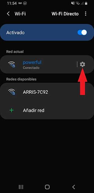 ver contraseñas wifi guardadas android sin root