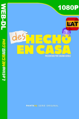 desHecho en Casa (Serie de TV) Temporada 1 (2020) Latino HD WEB-DL 1080p - 2020