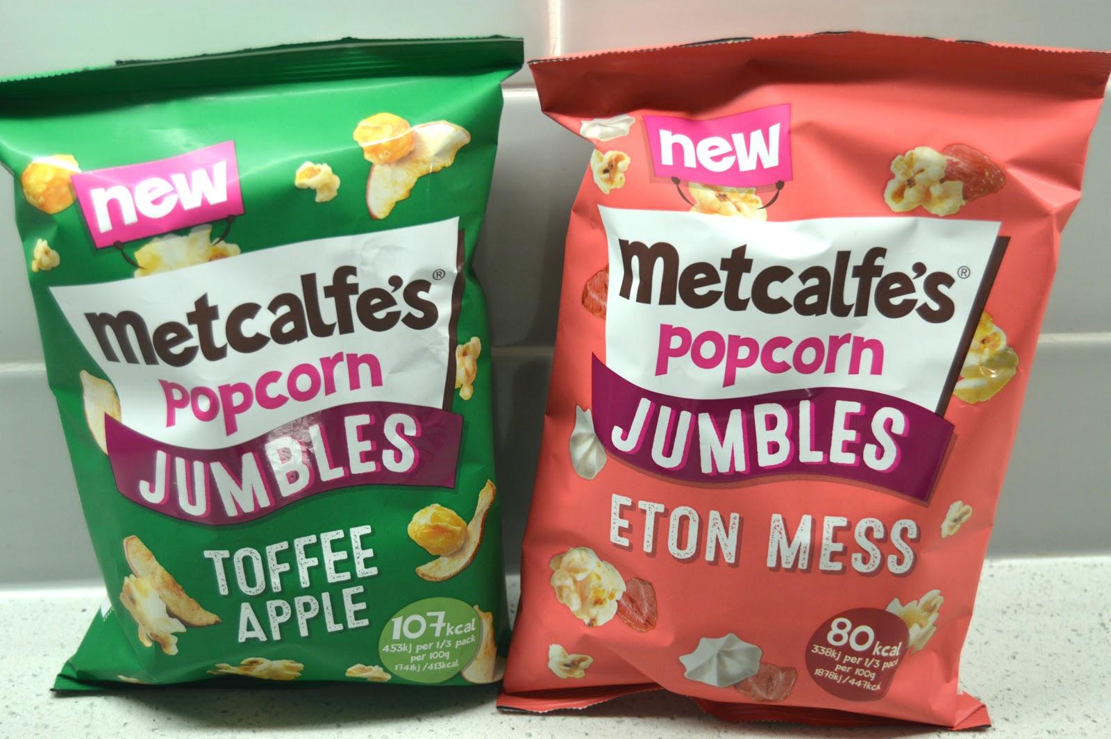 Metcalfes popcorn