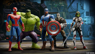Marvel Strike Force Team - RPG para celulares e tablets é anunciado