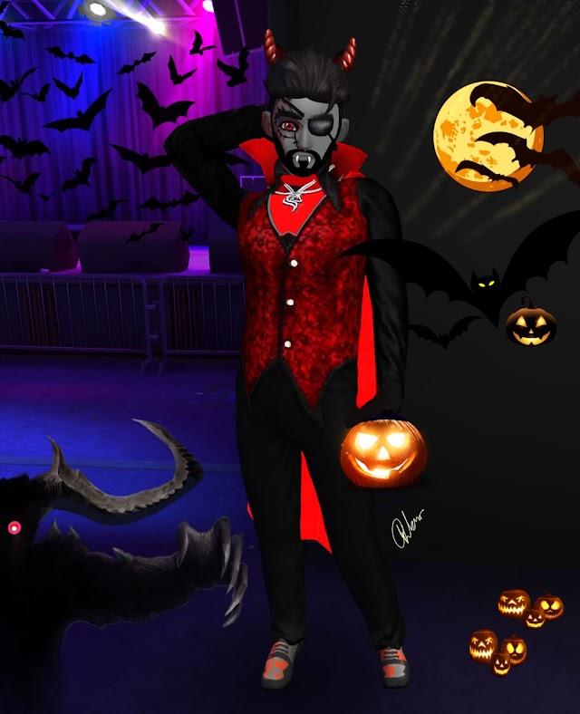 Avakin life Halloween