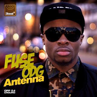 Fuse ODG Antenna Afrobeats Remix feat Wande Coal Sarkodie R2bees