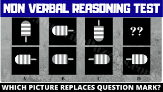 Which picture will replace the question mark?