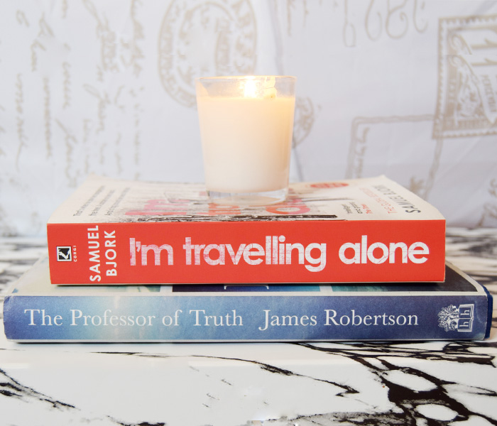 I'm Travelling Alone. Professor of Truth