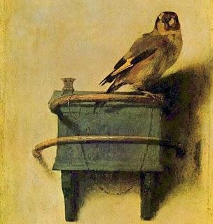 Il cardellino C. Fabritius 1654