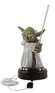 Yoda - Star Wars USB Desk Protector Figure