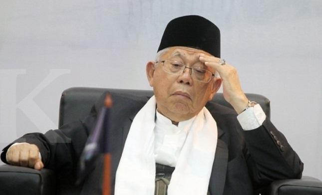 Tanggapi Julukan Baru Ma'ruf Amin 'The King of Silent', Pengamat: Harusnya Saling Melengkapi, Tapi Jokowi Malah Membatasi Peran Wakilnya