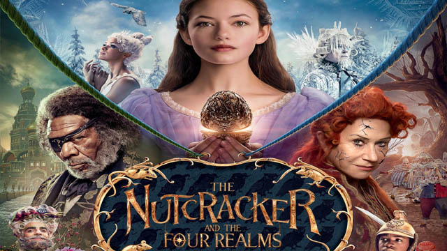 The Nutcracker And The Four Realms (2018) English Movie 720p BluRay Download