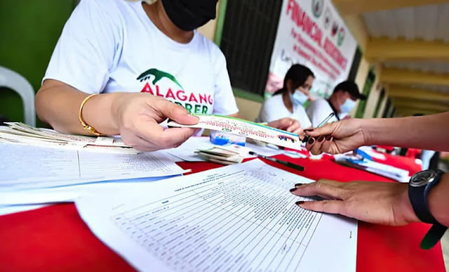 842 documented OFWS of GenTri, given financial assistance