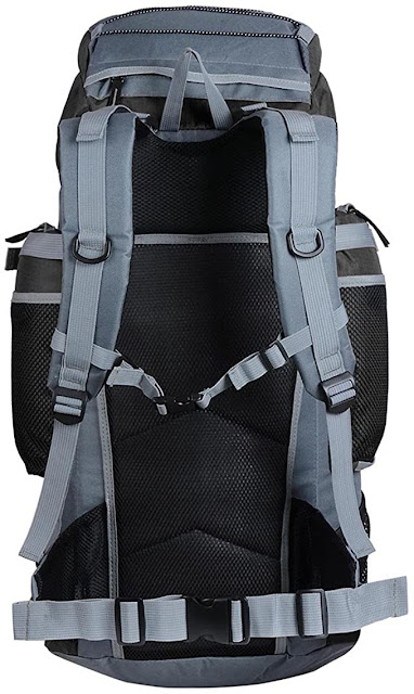 Yescom 70L Hiking Camping Backpack