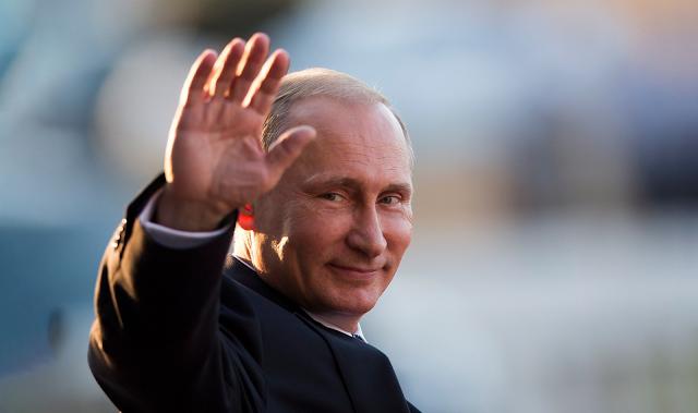 В. Путин покинет пост главы РФ, по мнению британских СМИ