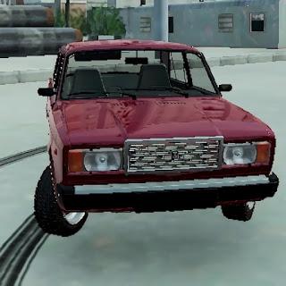 Russian Car Driving
