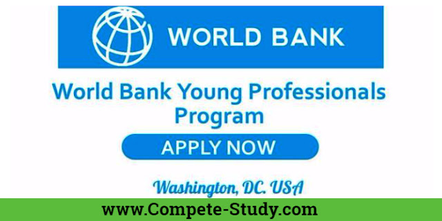World Bank Young Professionals Program 2021-22