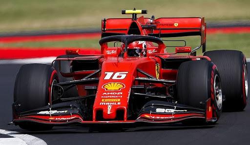f1 hellenic fan club - Gp Βρετανίας (Fp3) : Leclerc ταχύτερος, 1-2 η Ferrari