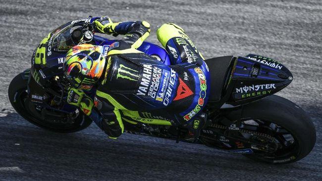 Pebalap MotoGP Valentino Rossi Berulang Tahun 2019