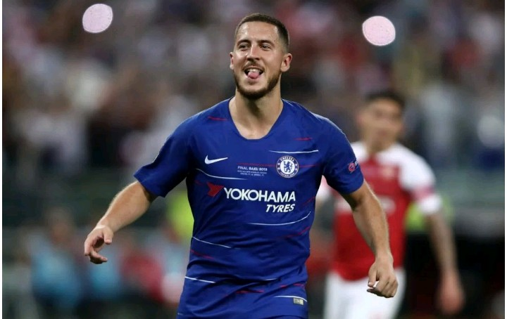 TRANSFER: Hazard becomes most expensive 28-year-old signing in football history