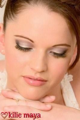 maquillage simple pour un mariage