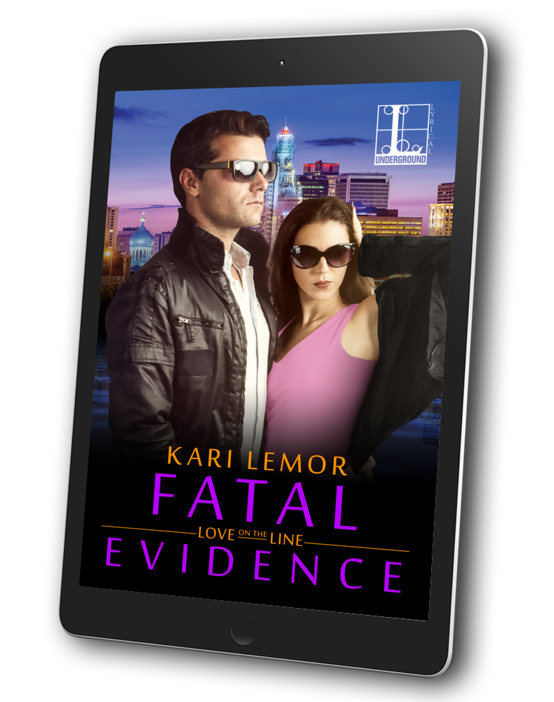 KARI LEMOR: Romance with a splash of danger!