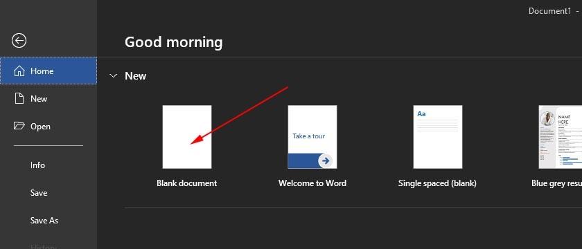 cara mengatur ukuran kertas di microsoft word
