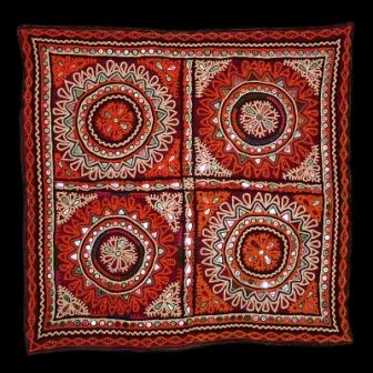 TEXTILES AND HANDICRAFTS OF GUJARAT