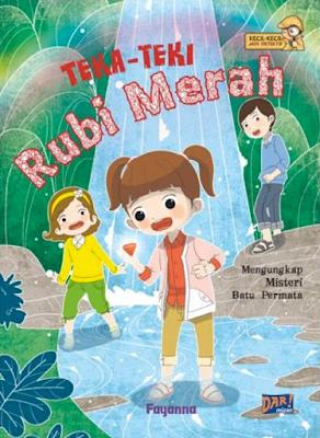 Novel anak detektif cilik - teka-teki rubi merah