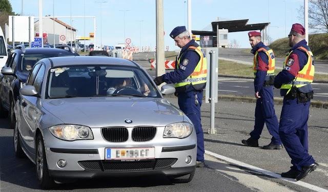 Soproni határellenőrzés: ez a valóság most, ne üljön fel az álhíreknek!