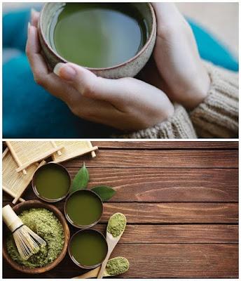 Perbedaan green tea dan matcha ?