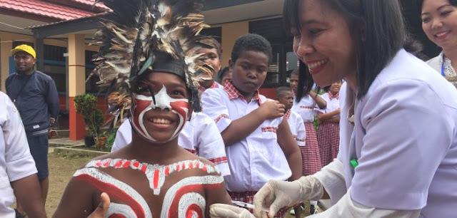 Indonesia Sehat Melalui Pencegahan Stunting dan Perlindungan Imunisasi