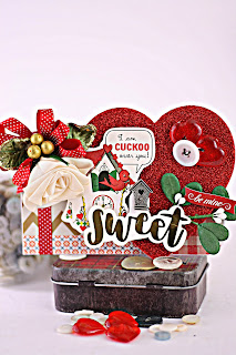 Cuckoo Valentine by Cherry's Jubilee Cards