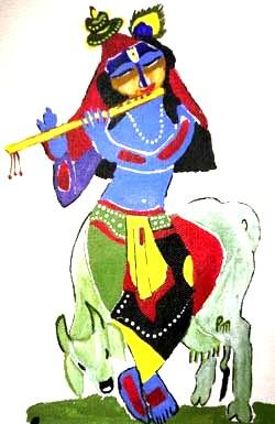 Main Reason Descent krishna Avatar – Bhagavad Gita