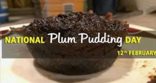 National Plum Pudding Day Wishes Sweet Images