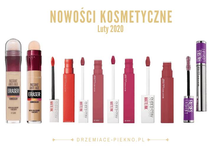Nowości kosmetyczne Rossmann Luty 2020