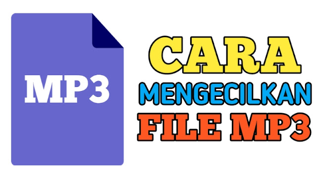 Cara Compress File MP3