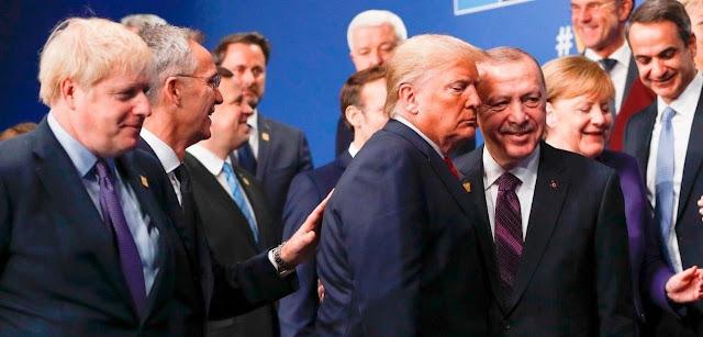Τραμπ Vs Ερντογάν ή «Ποτέ πια εχθροί, μόνο φίλοι»;
